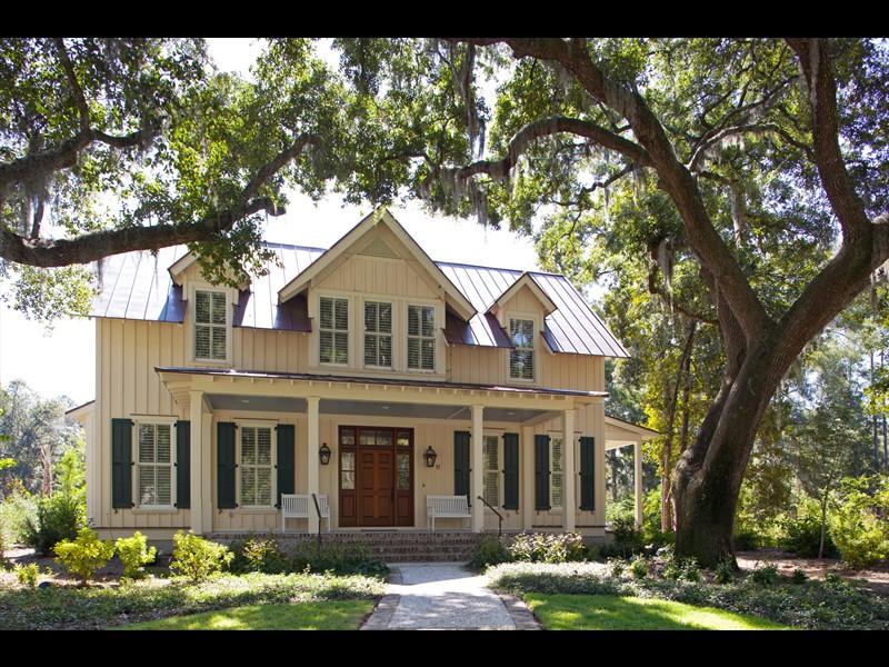 Palmetto Bluff Home Plans